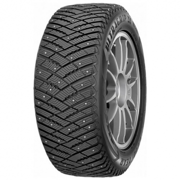 Goodyear Ultra Grip Ice Arctic SUV D-Stud 255/55 R19 111T  (XL)